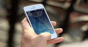 Een visuele weergave van 5G telefoons